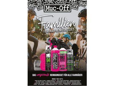 Muc-Off Familien Fahrrad Reinigungsset