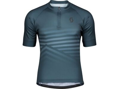 Scott Endurance 20 S/Sl Men's Shirt, nightfall blue/black - Radtrikot