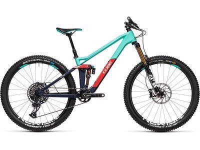 Cube Sting WS 140 HPC SL 2021, team ws - Mountainbike