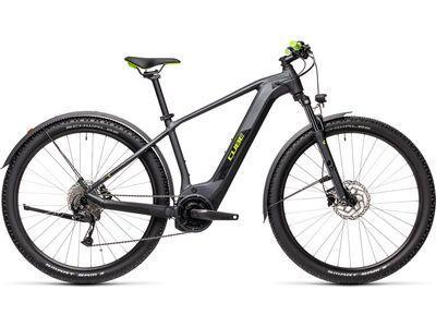 Cube Reaction Hybrid Performance Allroad 500 29 2021, iridium´n´green - E-Bike