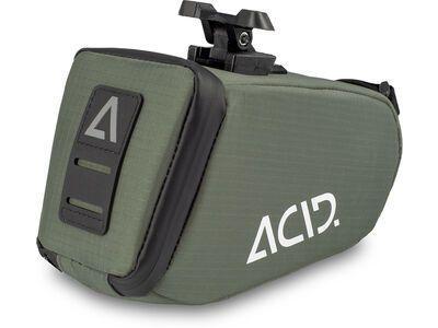 Cube Acid Satteltasche Click L, olive