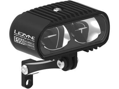 Lezyne E-Bike Power HB StVZO E550 - Beleuchtung