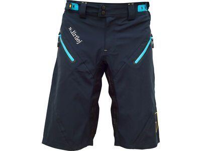 dirtlej Trailscout Waterproof Men, darkblue/blue - Radhose