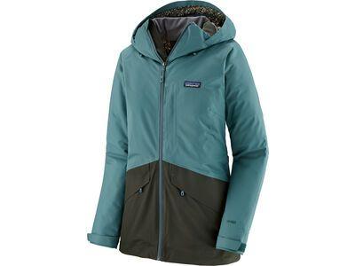 Patagonia Women's Insulated Snowbelle Jacket, regen green - Skijacke