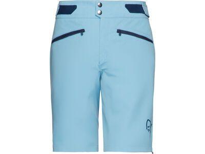 Norrona fjørå flex1 lightweight Shorts (W), trick blue - Radhose