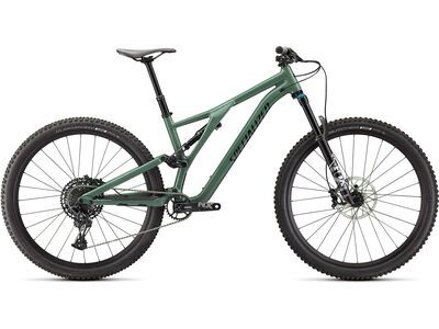 Specialized Stumpjumper Comp Alloy 2021, sage green/forest green - Mountainbike