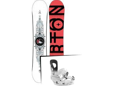 Set: Burton Talent Scout 2019 +  Lexa EST (2218459S)