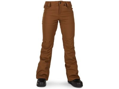 Volcom Species Stretch Pant, copper - Snowboardhose