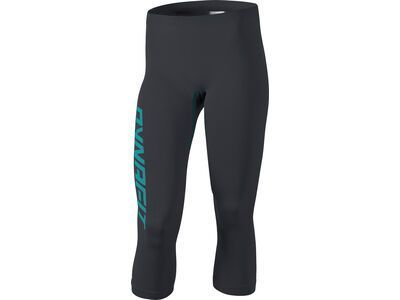 Dynafit Performance Dryarn 3/4 Tights Women, asphalt - Unterhose