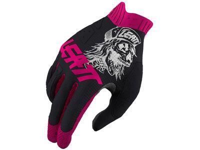 Leatt Glove MTB 1.0 GripR 80s Skull