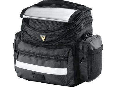 Topeak TourGuide Handlebar Bag mit QuickClick Lenkerhalterung (Fixer 8e) - Lenkertasche