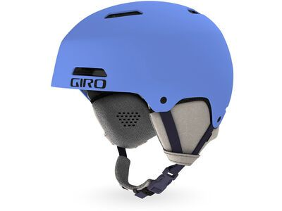 Giro Ledge, matte shock blue - Skihelm