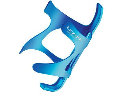 Lezyne CNC Cage AL gloss blue