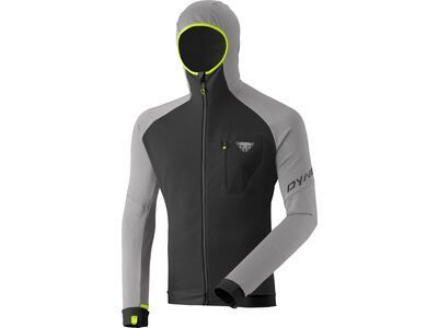 Dynafit Radical Polartec Hooded Jacket M alloy