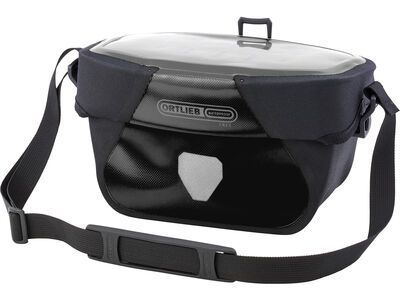 Ortlieb Ultimate Six Free 5 L, black - Lenkertasche