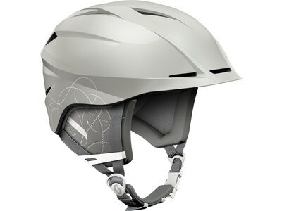 Scott Tracker, silver - Skihelm