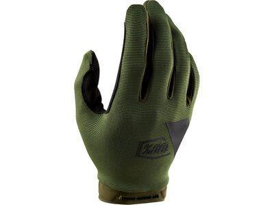 100% Ridecamp Glove, fatigue - Fahrradhandschuhe