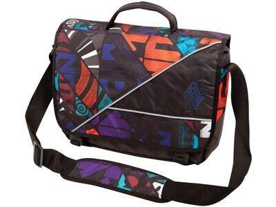 Nitro Evidence Bag, gridlock - Messenger Bag