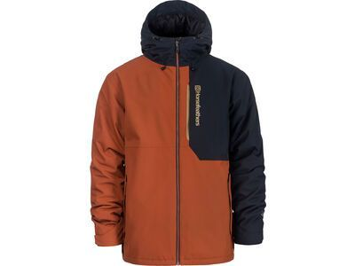 Horsefeathers Wright Jacket, brick - Snowboardjacke