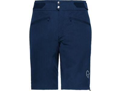 Norrona fjørå flex¹ lightweight Shorts W's, indigo night/drizzle