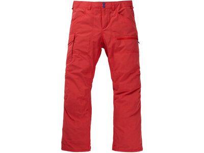 Burton Covert Pant, flame scarlet ripstop - Snowboardhose