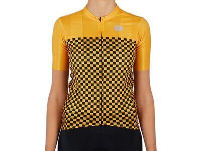 Sportful Checkmate W Jersey yellow