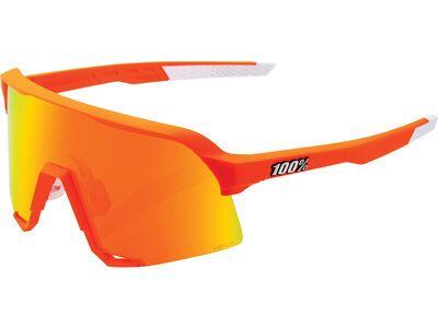 100% S3 Limited Edition - HIPER Red ML Mir neon orange