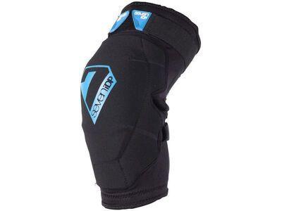 7iDP Flex Knee Pads, schwarz-blau