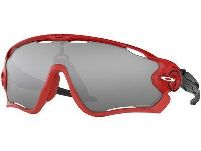 Oakley Jawbreaker Prizm, redline/Lens: prizm black - Sportbrille