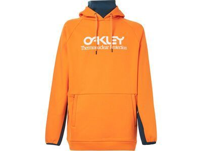 Oakley TNP DWR Fleece Hoody bold orange