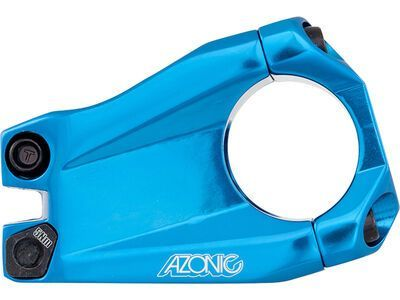 Azonic Baretta Evo Stem 15 Grad, blue - Vorbau