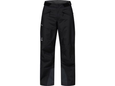 Haglöfs Lumi Loose Pant Women, true black - Skihose