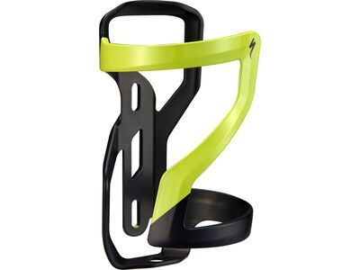 Specialized Zee Cage II - Right, matte black/hyper green - Flaschenhalter