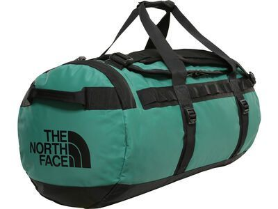 The North Face Base Camp Duffel - Medium, evergreen/tnf black - Reisetasche