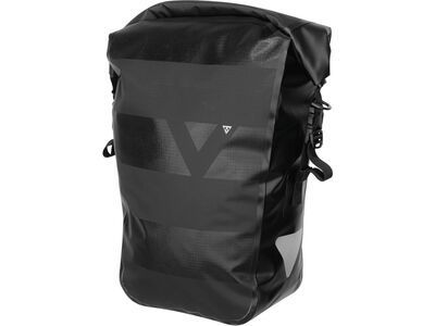 Topeak Pannier DryBag 20 l, black - Gepäckträgertasche