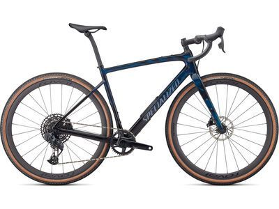 Specialized Diverge Expert Carbon gloss teal tint/carbon/limestone/wild 2022
