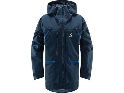 Haglöfs Vassi GTX Pro Jacket Men, tarn blue - Skijacke