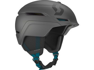Scott Symbol 2 Plus, iron grey/blue - Skihelm