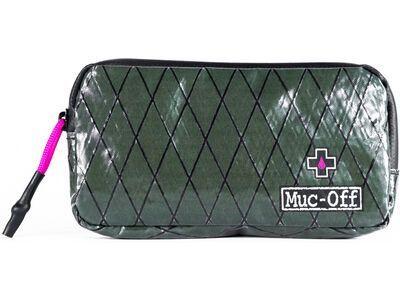 Muc-Off Rainproof Essential Case green