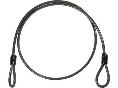 Cube RFR Spiralschloss Extra, black´n´white - Sicherungskabel