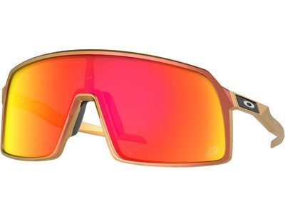 Oakley Sutro Troy Lee Designs – Prizm Ruby red gold shift