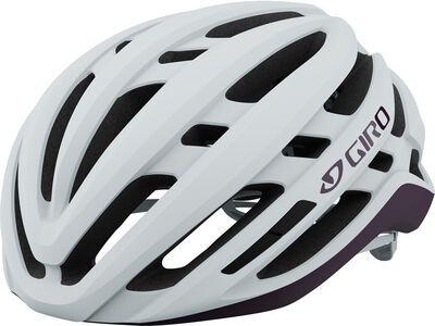 Giro Agilis W, matte white/urchin - Fahrradhelm