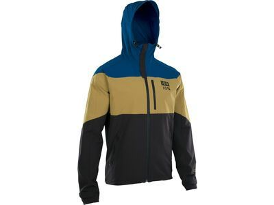 ION Softshell Jacket Shelter, ocean blue - Radjacke