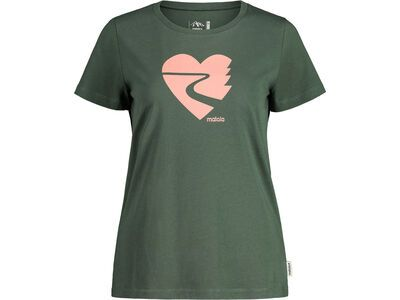 Maloja RigpaM., dark cypress - T-Shirt