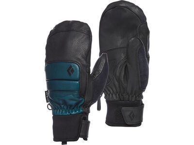 Black Diamond Spark Mitts - Women's, spruce - Skihandschuhe