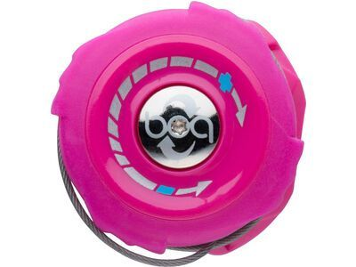 Specialized S2-Snap Boa Kit Left & Right Dials with Lace, Pink - Zubehör