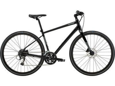 Cannondale Quick 3 black pearl 2021