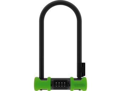 Abus Ultra Combo 410/170HB230, inkl. Halter, green - Fahrradschloss