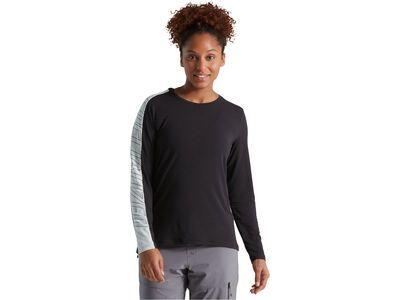 Specialized Women's Trail Long Sleeve Jersey black