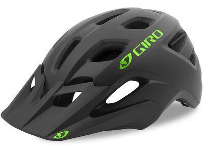 Giro Tremor, mat black - Fahrradhelm